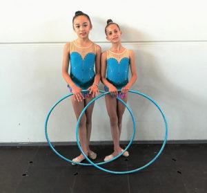 ginnastica iris corso avanzato